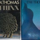 Sphinx by D.M. Thomas - U.S & U.K. First Editions
