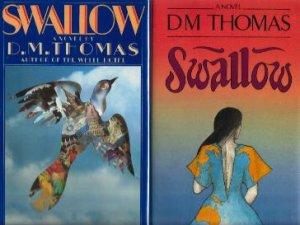 Swallow by D.M. Thomas - U.S. & U.K. First Editions