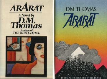 Ararat by D.M. Thomas - U.S. & U.K. First Editions