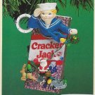 Have a Cracker Jack Christmas - Enesco Treasury of Christmas Ornament 1996 Collectible MIB