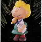 SOLD Peanuts Gang 4: Sally - Hallmark Keepsake Christmas Ornament 1996 Collectible MIB