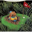 I Dig Golf - Hallmark Keepsake Christmas Ornament 1996 Collectible Clip-on MIB