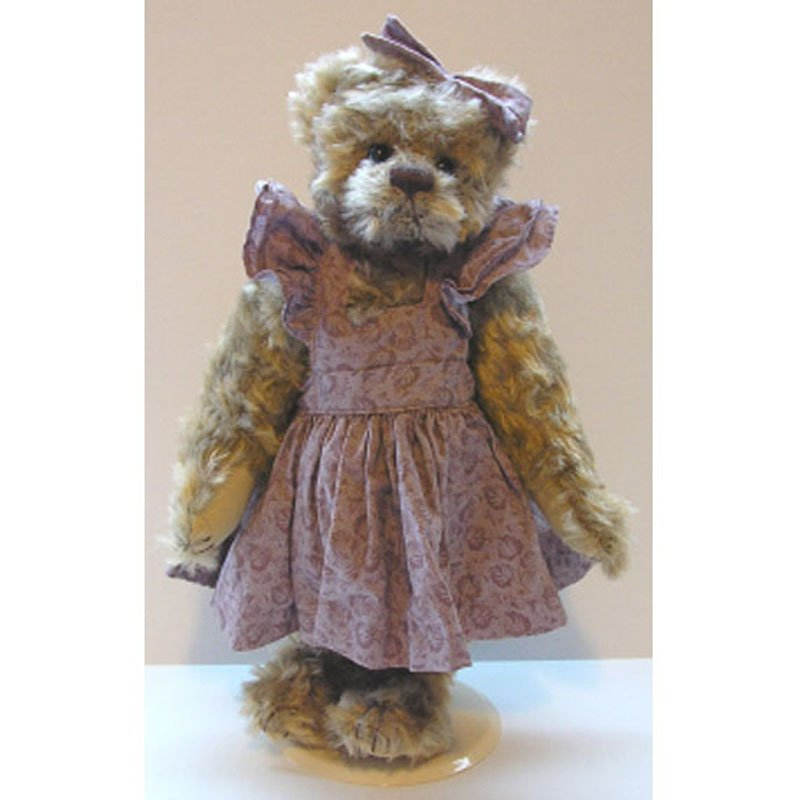 Barton's Creek Collection Betsy Bear by Rosalie Frischmann Ashton Drake-Gund Ltd Ed 12in