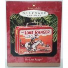 The Lone Ranger Lunchbox Hallmark Keepsake Christmas Ornament 1997 Collectible QX6265