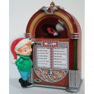 Jukebox Christmas Ornament Enesco Treasury of Christmas 15 Years of Hits Ltd Ed 10K Pieces 175463