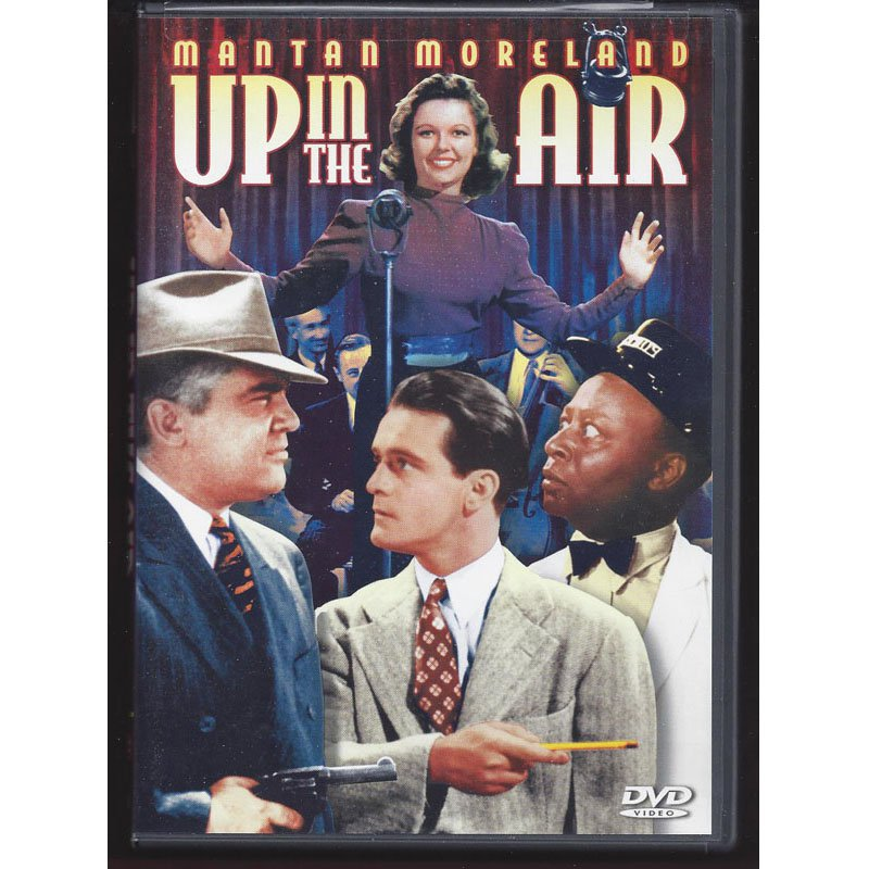 Up In The Air DVD Mantan Moreland Frankie Darro 1940