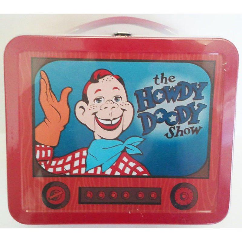 1950s Howdy Doody School Days Lunch Box Hallmark Numbered Edition COA QHM8801