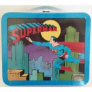 1950s Superman School Days Lunch Box Hallmark Numbered Edition Certificate of Authenticity QHM8803