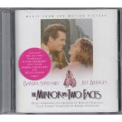 Barbra Streisand The Mirror Has Two Faces Soundtrack CD 1996