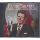 Frank Sinatra 16 Most Requested Songs CD 1995