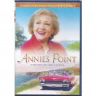 Annie's Point DVD Betty White Amy Davidson Richard Thomas Widescreen