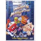The Muppets Take Manhattan DVD Jim Henson Frank Oz Widescreen and Full Screen