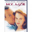 My Life Every Moment Counts DVD Michael Keaton Nicole Kidman Queen Latifah Full Screen 1993