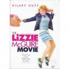 The Lizzie McGuire Movie Disney DVD Hilary Duff Adam Lamberg Hallie Todd Jake Thomas
