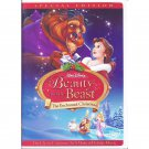 Beauty and the Beast The Enchanted Christmas DVD Animated Disney Special Edition Full Screen