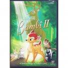 Bambi II Disney Animated Movie DVD Bonus Features Dolby Digital DTS Widescreen 2006
