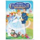 Cinderella II Dreams Come True Disney Animated Movie DVD Bonus Features Dolby Digital DTS Widescreen