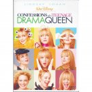 Confessions of a Teenage Drama Queen Disney DVD Lindsay Lohan Megan Fox Widescreen and Full Screen