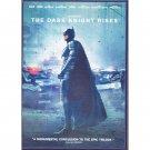 Batman The Dark Knight Rises DVD Christian Bale Michael Caine Morgan Freeman Gary Oldman Widescreen