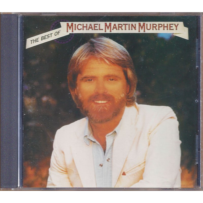 The Best of Michael Martin Murphey Greatest Hits CD 1995