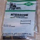 NTE 6809E HMOS 8 Bit Microprocessor