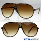 Designer Style Large Popular Sunglasses K1008 Tortoise