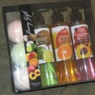 Tropical Fruits Shower Gel Trio