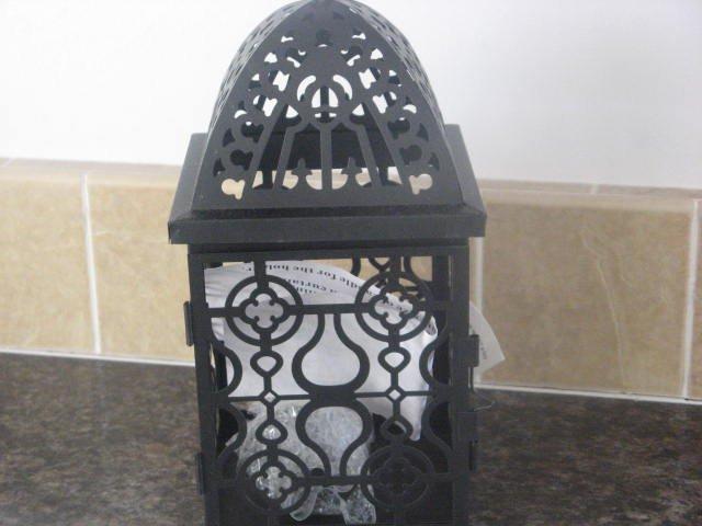 Birdcage Candle Lantern