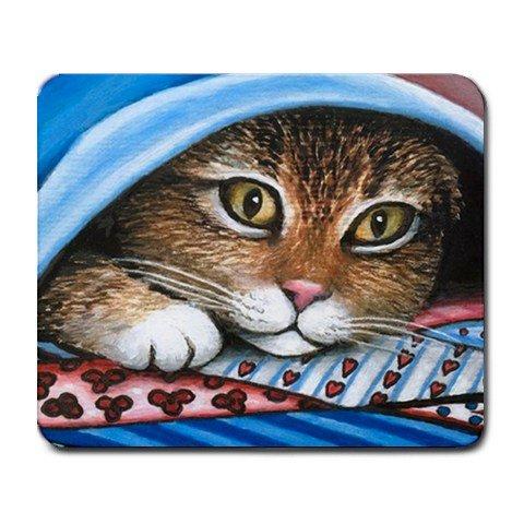 Mousepad from art design Cat 258