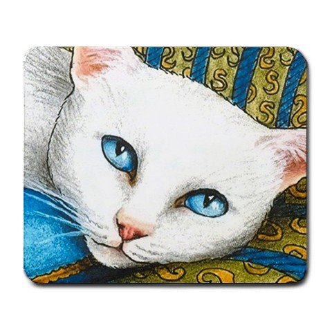 Mousepad from art design Cat 302