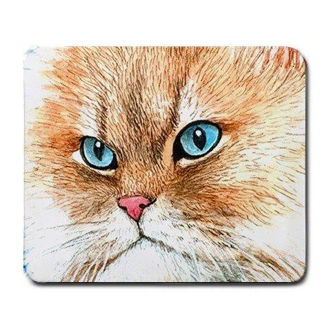 Mousepad from art design Cat 341 Persian
