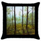 Throw Pillow Case from art painting Landscape 145