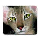 Mousepad Mat pad from art painting Cat 427 Oriental