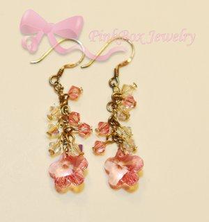 All Things Pink Earrings