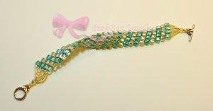 Bricks of light Bracelet