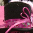 Mini Lolita Hat - Hello Kitty