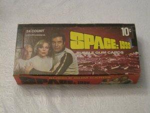 1976 Donruss SPACE 1999 Gum Cards Wax Box