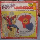 1970's Amazing Spider-man Underoos sealed