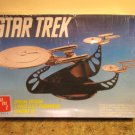 Star Trek  Special Edition 3-piece USS enterprise chrome set model kit