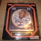 Dallas Cowboys Emmitt Smith sealed collectors plaque