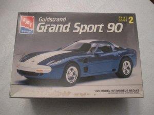 AMT Grand Sport 90 Corvette model kit scale 1/25