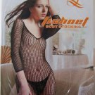 W3011 SEXY WOMEN BIG FISHNET BODY TOP Black