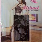 W3043 SEXY WOMEN FISHNET LACE DRESS DANCEWEAR Black