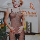 W3022 SEXY WOMEN FISHNET BODY STOCKING Black