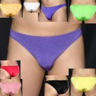 G317 Mens Underwear Bikinis Swimwear Tricot Purple M