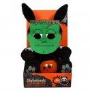 Skelanimals Jack the Rabbit as Frankenstein & Lantern