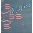 Vintage 1976 The Eagles Hotel California Tour Book NEW