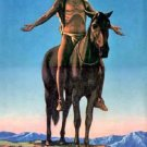 Appeal to the Great Spirit Cross Stitch Pattern Indian ETP