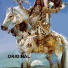 Indian Spirits Cross Stitch Pattern Native American ETP