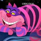 Cheshire Cat Cross Stitch Pattern Alice Wonderland ETP